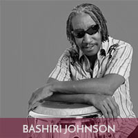 Bashiri Johnson