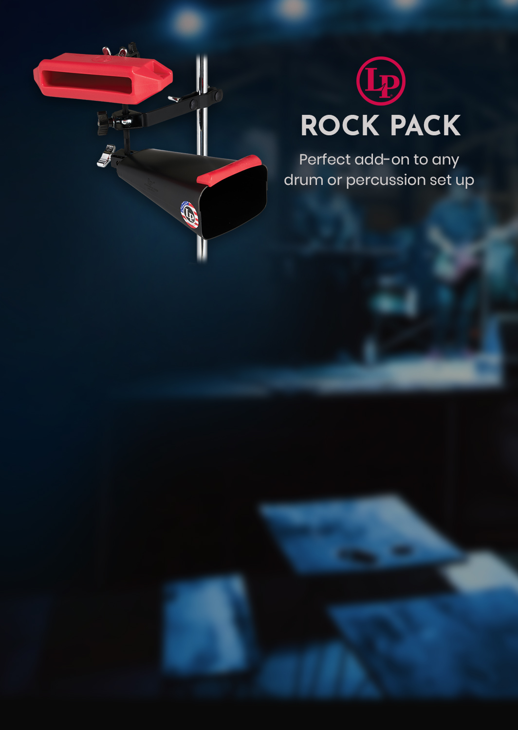 LP Rock Pack
