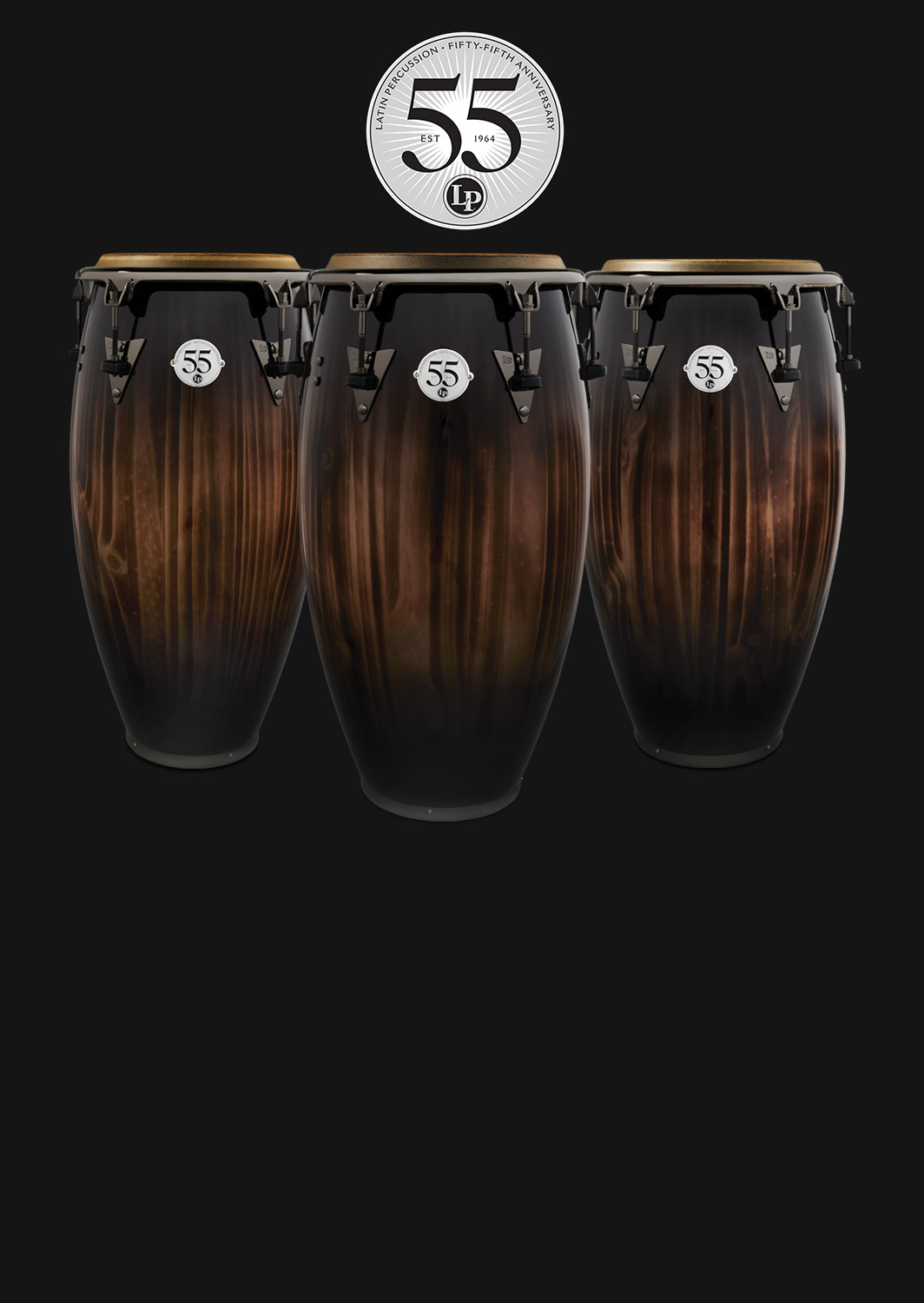 55th Anniversary Congas