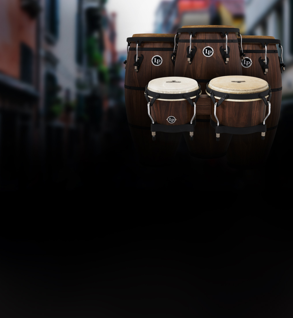 Matador Whiskey Barrel Congas/Bongos