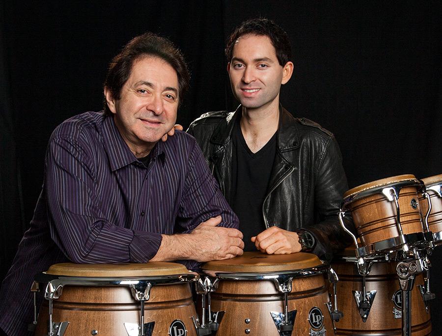 Richie and Roland Garcia
