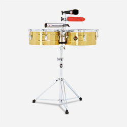 "LP256 - LP® Tito Puente  13"" and 14"" Timbales"
