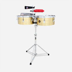"LP257 - LP® Tito Puente  14"" and 15"" Timbales"