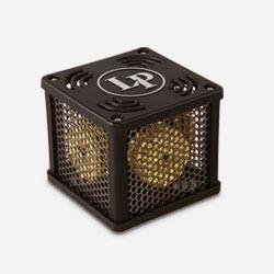 LP 440 Latin Percussion Shake-It Metall Shaker Rhythmusinstrument Musik Samba