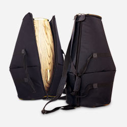 LP541-BK - LP® Giovanni Conga Bag
