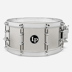 "LP5513-S - LP® 5 1/5"" x 12"" STAINLESS STEEL SALSA SNARE"