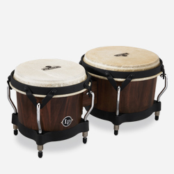 M201-WB - Matador® Whiskey Barrel Bongos
