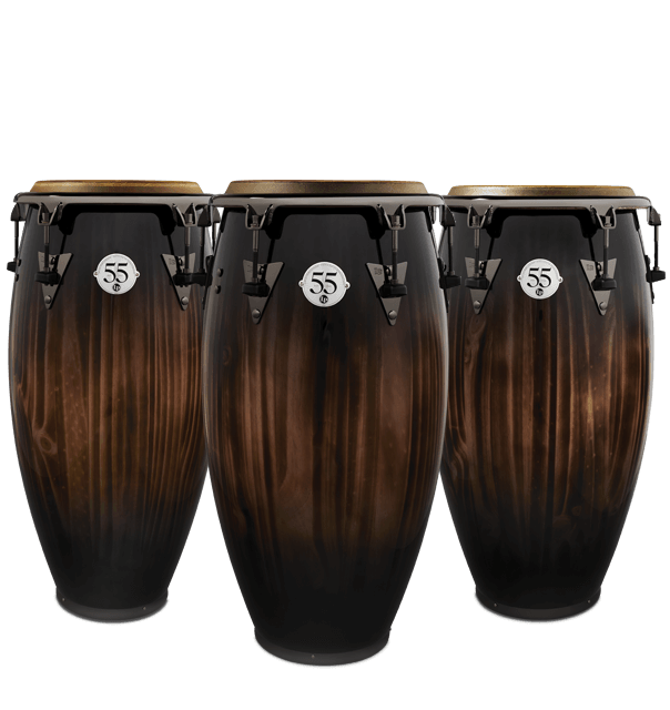 LP1333-55 - LP® 55TH ANNIVERSARY QUINTO, CONGA, TUMBA SET