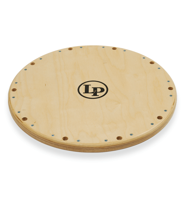 "LP2414-10 - LP 14"" 10-Lug Wood Tapa - Birch"