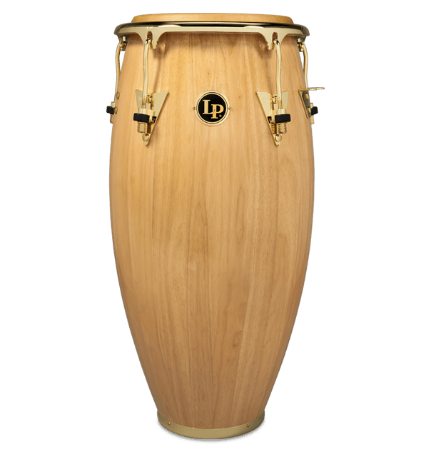LP522X-AW- LP® CLASSIC SERIES WOOD QUINTO NATURAL/GOLD