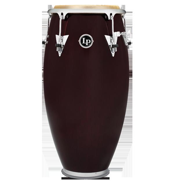 LP559X-DW - LP® CLASSIC SERIES WOOD CONGA  WINE RED/CHROME