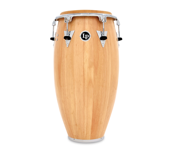LP552T-AWC - LP® CLASSIC TOP TUNING WOOD TUMBA NATURAL/CHROME