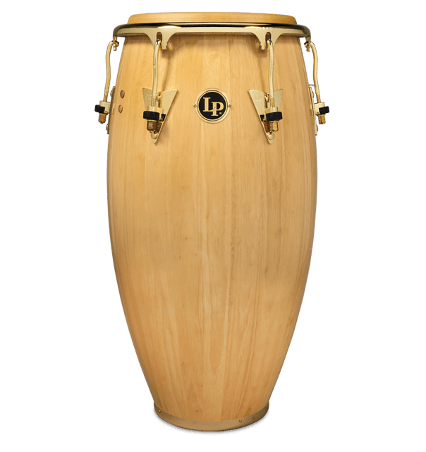 LP559X-AW - LP® CLASSIC SERIES WOOD CONGA  NATURAL/GOLD