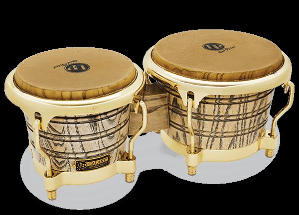 LP793X - LP® Galaxy® Giovanni Bongos Natural/Gold