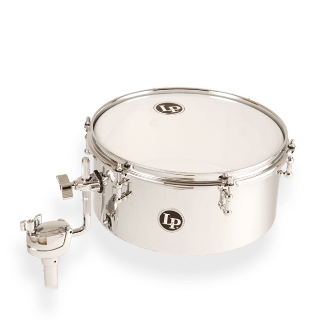 "LP812-C - LP® 12"" Drum Set Chrome Timbale"