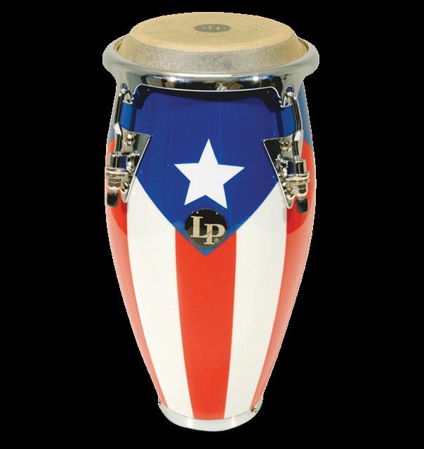Lp 174 Mini Puerto Rican Tunable Conga Latin Percussion 174