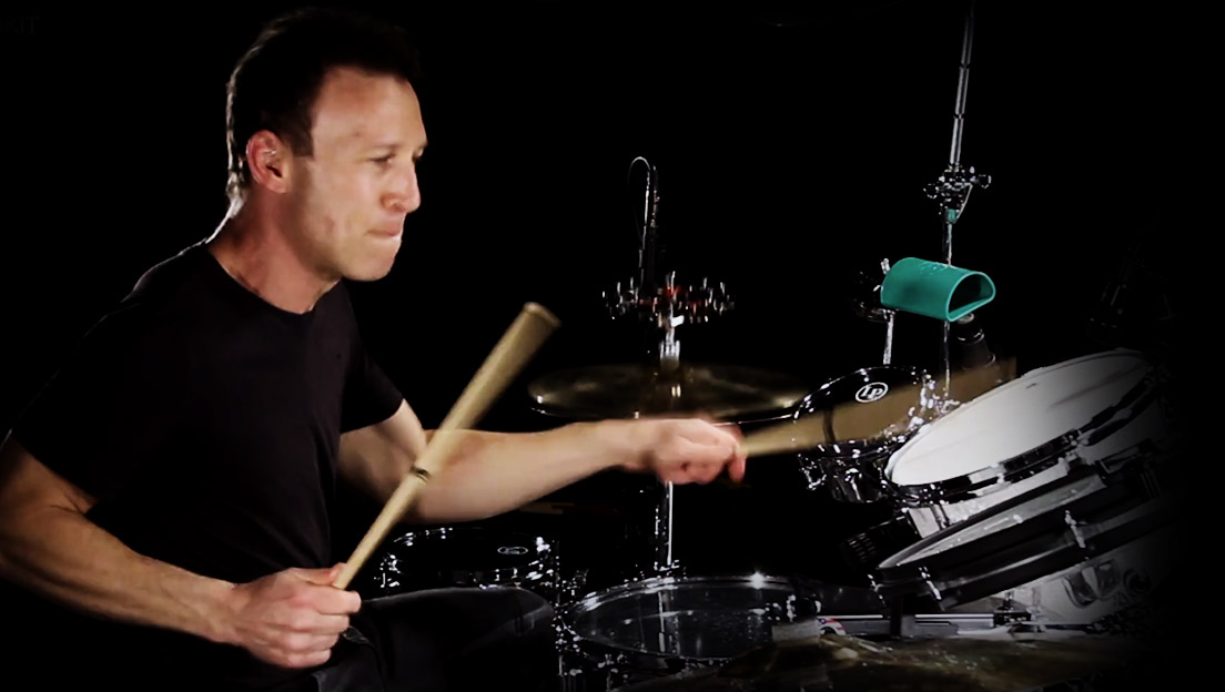 LP Your Kit featuring Stephen Perkins